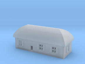 1/600 Village House 1 in Smooth Fine Detail Plastic