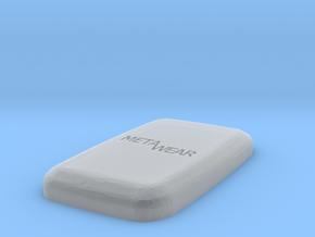 MetaWear Cube Slim Top in Smooth Fine Detail Plastic