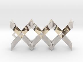 XXX Sculpture in Platinum