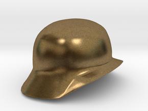 Kidrobot Dunny Helmet in Natural Bronze