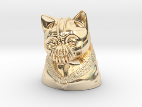 Bane Cat in 14K Yellow Gold