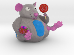 The Candy Mouse 2.5 Inch in Full Color Sandstone