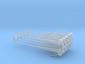 Transit Tube Tips V0.1 in Smooth Fine Detail Plastic