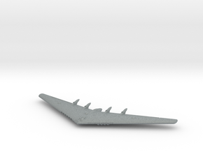 YB-35 Flying Wing -1/700 - (Qty. 1) in Polished Metallic Plastic