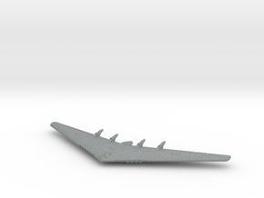 YB-35 Flying Wing -1/600 - (Qty. 1) in Polished Metallic Plastic