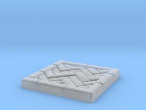 Brick's floor 1x1 in Smooth Fine Detail Plastic