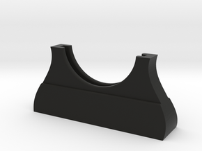 Guitar Pick Display Stand in Black Natural Versatile Plastic