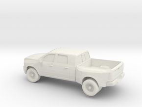 1/87 2010 Dodge Ram 3500 Dually in White Strong & Flexible