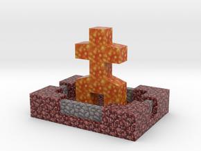 Lava Lou in Full Color Sandstone