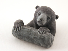 Confession Bear in Full Color Sandstone