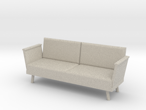 Doll Couch (1:12 scale) in Natural Sandstone