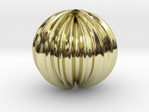Sphere3 in 18k Gold