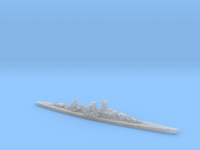 Scharnhorst (15in Refit) 1/1800 in Smooth Fine Detail Plastic