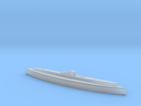 U-505 (Type IXC U-Boat) 1:1800 in Smooth Fine Detail Plastic