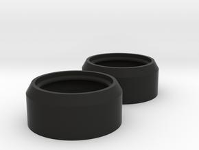 Star Lord Eye Sockets (MDuckett) in Black Strong & Flexible