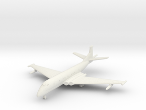 1/285 Hawker Siddeley Nimrod (x1) in White Natural Versatile Plastic