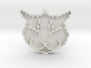 Ulysses Pendant in White Strong & Flexible