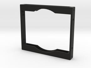 Lee Filter Holder Gobo Frame in Black Natural Versatile Plastic