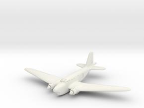 Douglas B-18B Bolo 6mm 1/285 in White Natural Versatile Plastic