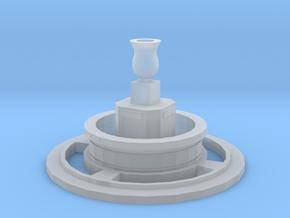 Fontein In schaal Z (1:220) in Smooth Fine Detail Plastic