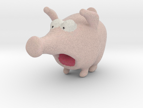 Piggie in Full Color Sandstone