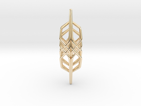 A-LINE Honeyfied, Pendant in 14K Yellow Gold