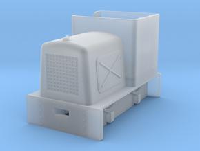 Gn15 Diesel loco 4  in Smooth Fine Detail Plastic