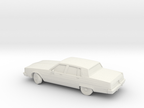 1/87  1980-84 Oldsmobile 98 Regency in White Strong & Flexible