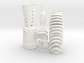Merr Sonn Power 5 V1.0 Kit in White Processed Versatile Plastic