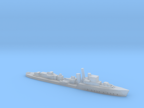 Ledbury (Hunt II class) 1:1800 in Smooth Fine Detail Plastic