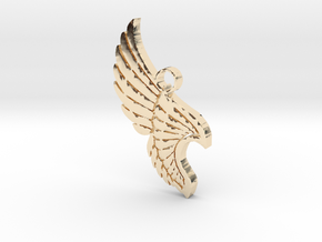 Uriel in 14K Yellow Gold