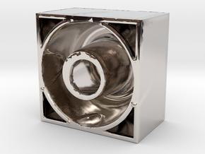 Micro Gelatin Mold in Platinum