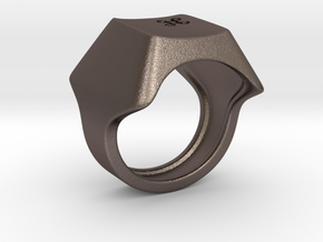 Keyboard Ring in Stainless Steel