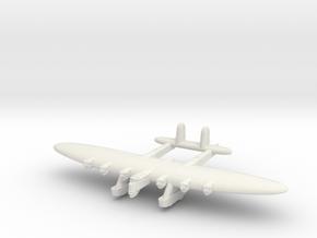 Kalinin Ka-7- (Russian) 1/600 Scale-(Qty.1) in White Natural Versatile Plastic