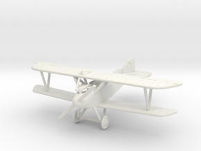 Albatros D.III 1:144th Scale in White Natural Versatile Plastic