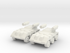 Recon [2 Pack] in White Strong & Flexible