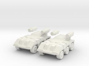 Recon [2 Pack] in White Natural Versatile Plastic