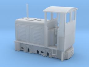 Feldbahnlok LKM Ns2f 1:35 in Smooth Fine Detail Plastic