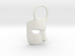 Phantom mask in White Natural Versatile Plastic
