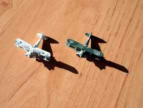 1/300 Heinkel He 50 x 4 in White Strong & Flexible