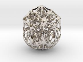 Acorn Knot Buster in Platinum
