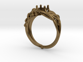 Duality Ring in Natural Bronze