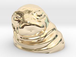 Awkward Moment Seal  in 14K Yellow Gold