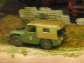 Land Rover 88 Escala N in Smooth Fine Detail Plastic