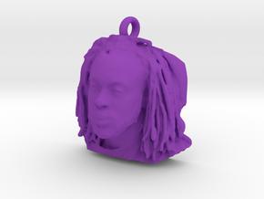 MY BUDDY in Purple Processed Versatile Plastic
