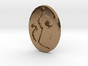 KitCameo in Natural Brass