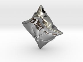 Sweet Dreams (Precious Metals) in Polished Silver