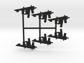Vector SMG Pack in Black Natural Versatile Plastic
