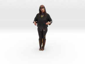 Nichole DollBot 2015 H&S in Full Color Sandstone