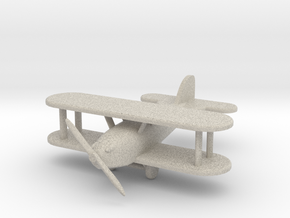 L'Oiseau Blanc - Avion - Plane in Natural Sandstone